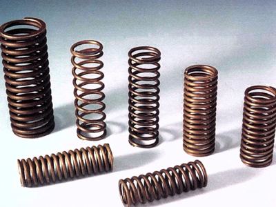 exhaust valve springs
